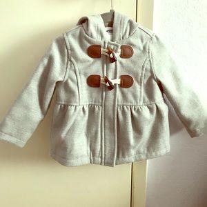 Gray Old Navy Coat